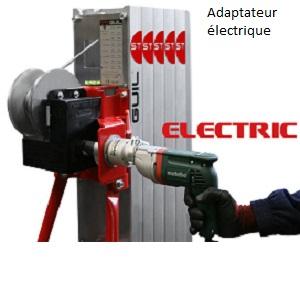 Adaptateur TORO levage électrique