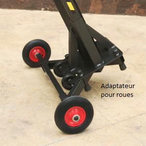 Adaptateur pour roues ELC