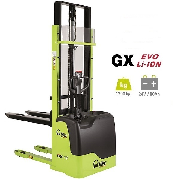 GX12 EVO Li-ION