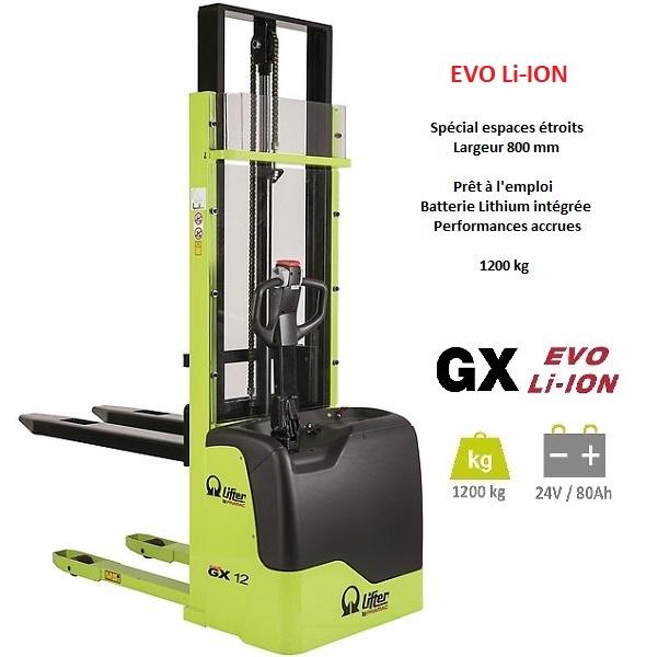 GX12 EVO0x460