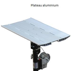 Plateau aluminium2