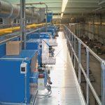 Constructions sur mesure et spéciales pour l'industrie