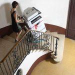 Diable monte-escaliers Domino de Zonzini