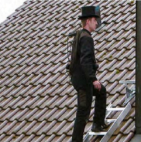 echelles de toit et accessoires - 600x600