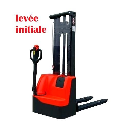 Gerbeur électrique à levée initiale mod. SLE 1032 LI