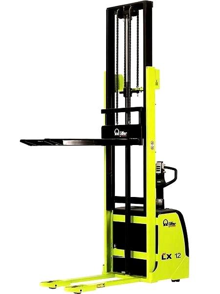 Gerbeur électrique compact Lifter LX