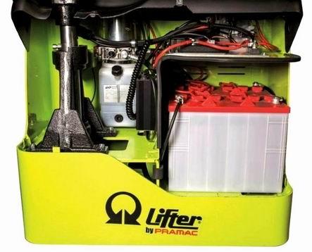 Gerbeurs électriques Pramac Lifter GX 12