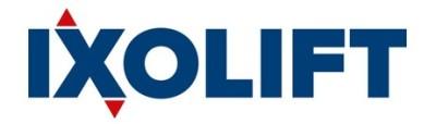 Logo Ixolift