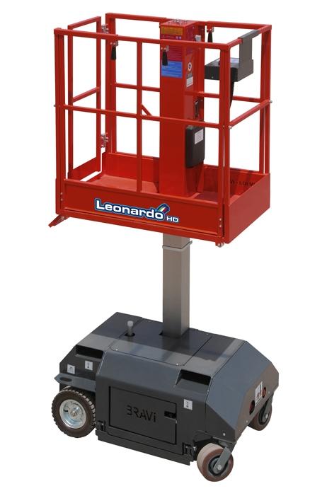 Micro-nacelle Bravi Leonardo HD