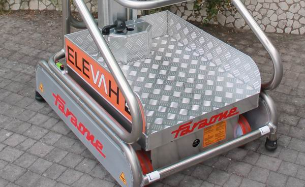 Micro-nacelle Faraone ELEVAH 40 Move RENT