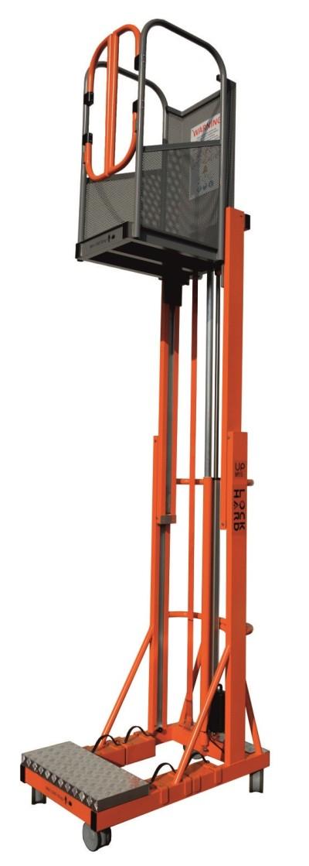 Micro-nacelle Lockhard UP LIFT 5