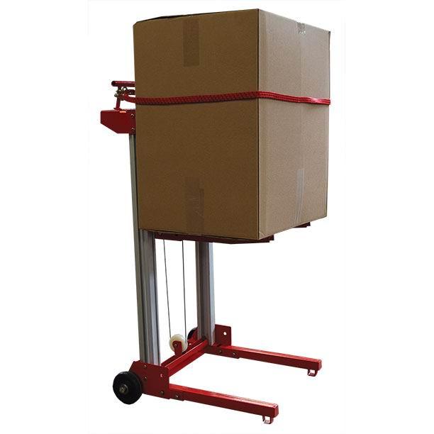 Mini gerbeur manuel alu transportable STD