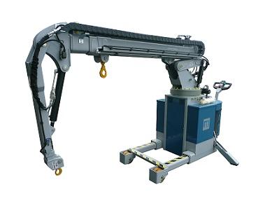 Mini-grue 25MT 3×1 (2000 kg)
