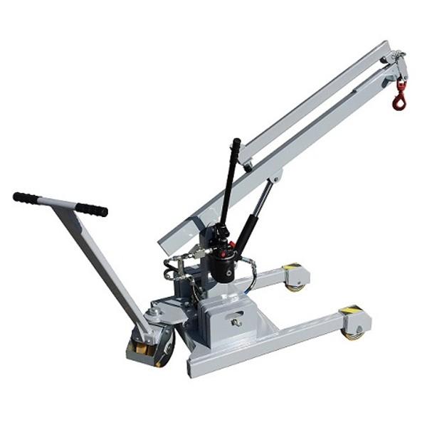 Mini-grue manuelle MINIMOB 02 (200 kg)