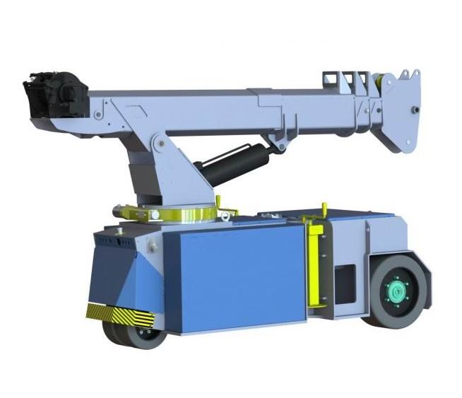 Mini-grue MOBILEV 32 MS 4×2 R (3200 kg)