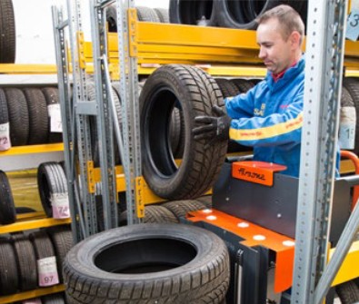 Nacelle Faraone Elevah 5 Tires pour roues et pneus