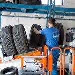Nacelle Faraone Elevah 75 Tires