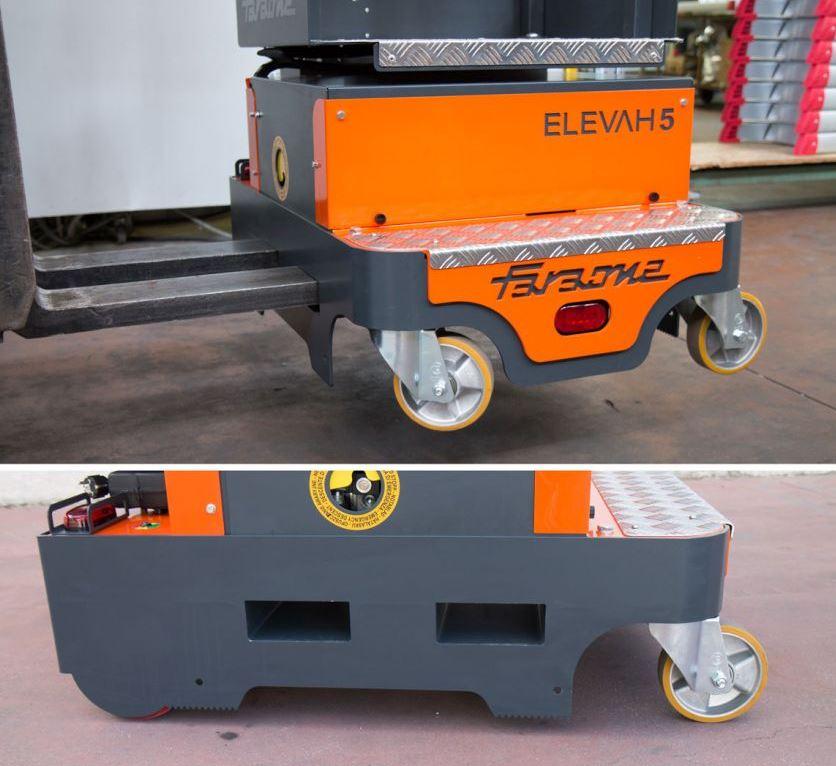 Préparateur ELEVAH 5B Picking à poussée manuelle