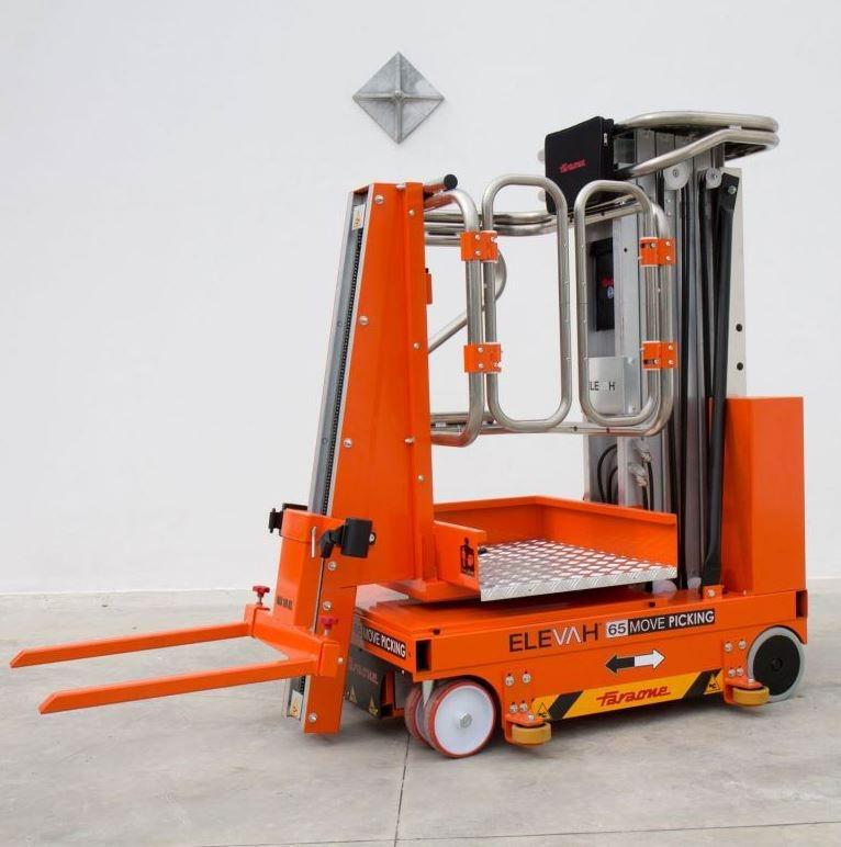 Préparateur Faraone ELEVAH 65 FL pour roues et palettes
