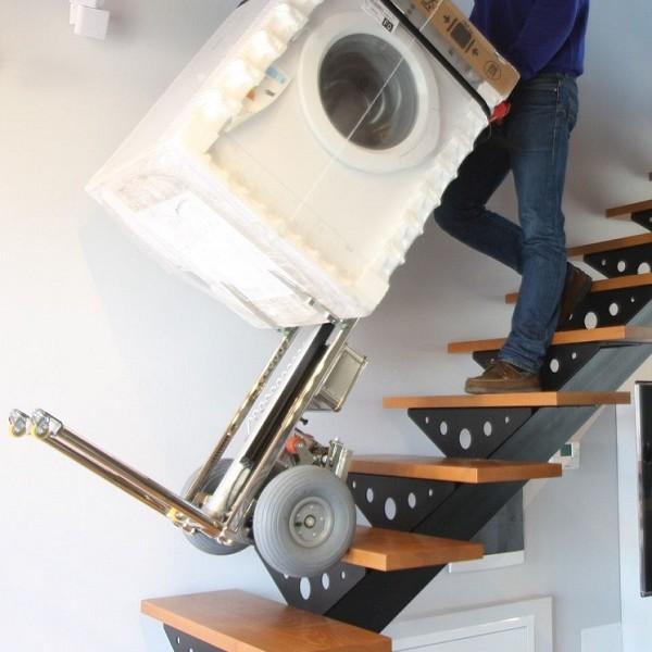 Diable monte-escaliers Buddy Lift de Zonzini