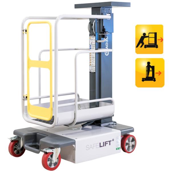 Micro-nacelle Safelift