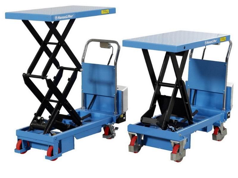 Tables élévatrices électriques HANSELIFTER E-TF