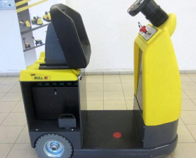 Tracteur électrique 3 T DEC Bull SX