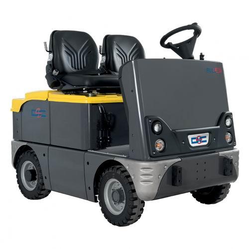 Tracteur électrique DEC Bull 10