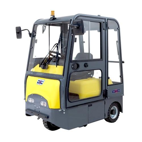 Tracteur électrique DEC Bull 7
