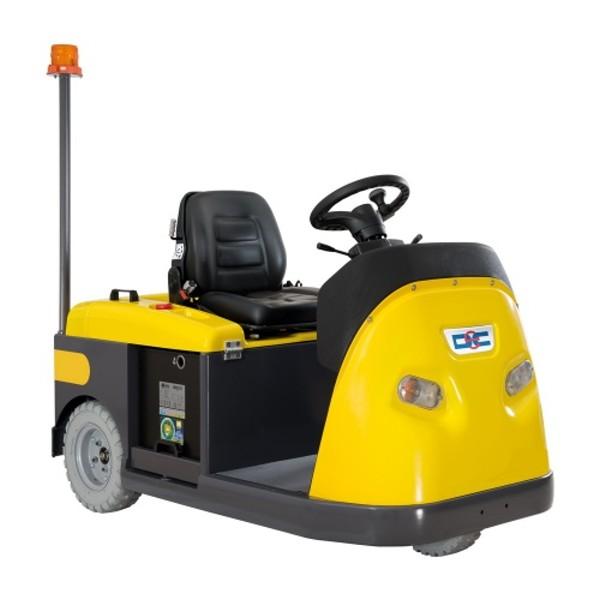 Tracteurs électriques DEC Bull 2N et 5N