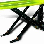 Transpalette à ciseaux à levée manuelle Pramac Lifter HX