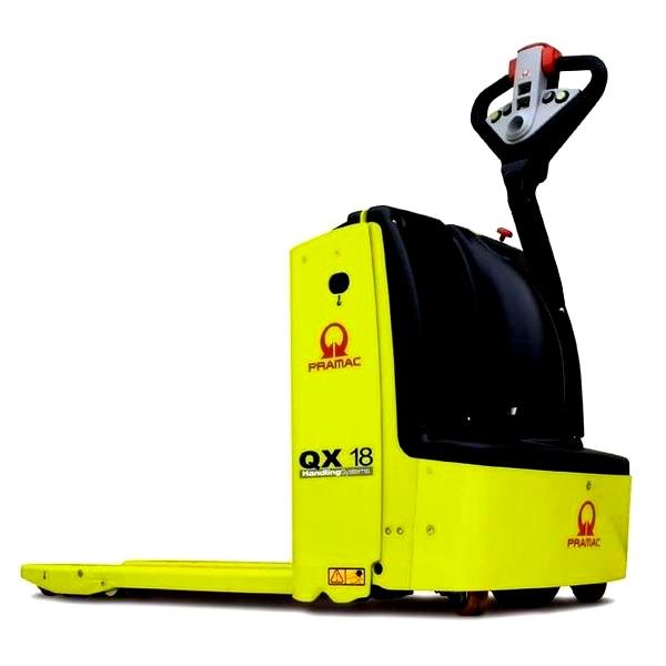 Transpalette électrique Pramac Lifter QX 20