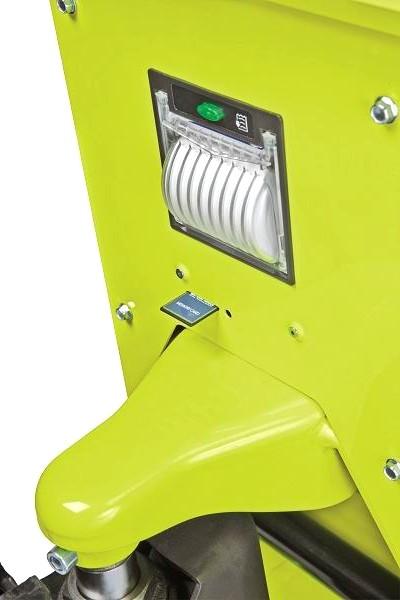 Transpalette peseur Pramac Lifter GS/P EVO 25 S4